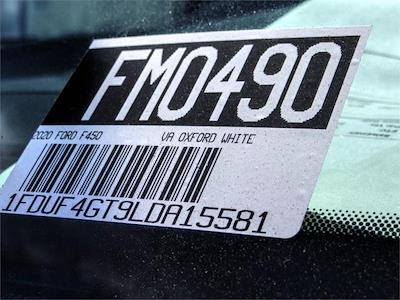2020 Ford F-450 Regular Cab DRW 4x2, Scelzi WFB Flatbed #FM0490 - photo 13