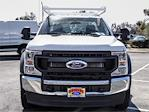 2020 Ford F-450 Regular Cab DRW 4x2, Scelzi WFB Flatbed #FM0490 - photo 7