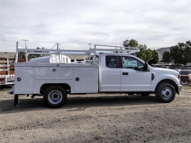 2021 Ford F-350 Super Cab DRW 4x2, Scelzi Signature Service Body #FM0515 - photo 5