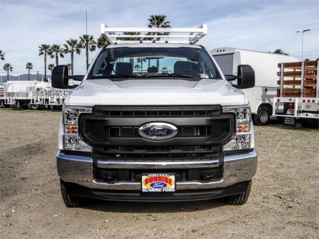 2021 Ford F-350 Super Cab DRW 4x2, Scelzi Signature Service Body #FM0515 - photo 7