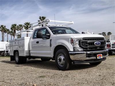 2021 Ford F-350 Super Cab DRW 4x2, Scelzi Signature Service Body #FM0516 - photo 6