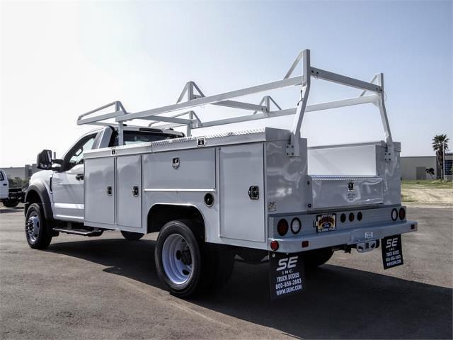 2021 Ford F-450 Regular Cab DRW 4x2, Scelzi Service Body #FM0531 - photo 1