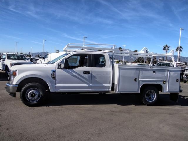 2021 Ford F-350 Super Cab DRW 4x2, Scelzi Service Body #FM0532 - photo 1