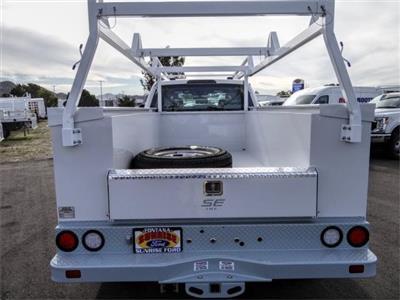 2021 Ford F-350 Crew Cab 4x2, Scelzi Signature Service Body #FM0533 - photo 10