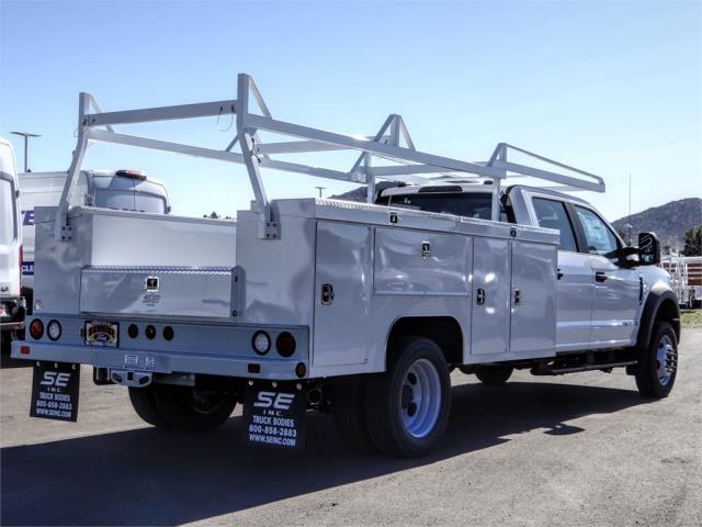 2021 Ford F-550 Crew Cab DRW 4x2, Scelzi Signature Service Body #FM0535 - photo 4
