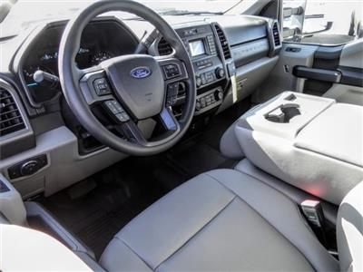 2021 Ford F-550 Crew Cab DRW 4x2, Scelzi Signature Service Body #FM0535 - photo 8