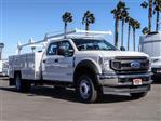 2021 Ford F-550 Crew Cab DRW 4x2, Scelzi Signature Service Body #FM0535 - photo 6