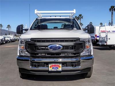 2021 Ford F-350 Super Cab DRW 4x2, Scelzi Signature Service Body #FM0536 - photo 7