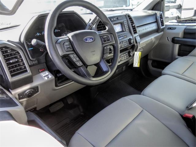 2020 Ford F-550 Regular Cab DRW 4x2, Scelzi Dump Body #FM0538 - photo 8