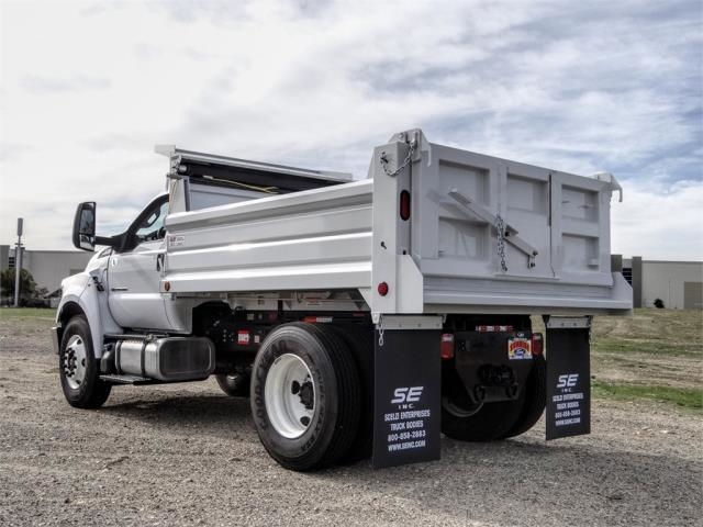 2021 Ford F-650 Regular Cab DRW 4x2, Scelzi Dump Body #FM0539 - photo 1