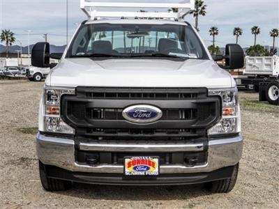 2021 Ford F-350 Regular Cab 4x2, Scelzi Signature Service Body #FM0564 - photo 7