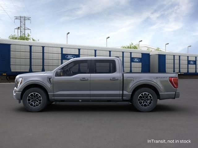 2021 Ford F-150 SuperCrew Cab 4x2, Pickup #FM0573 - photo 4