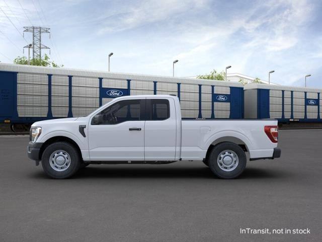2021 Ford F-150 Super Cab 4x2, Pickup #FM0586 - photo 4