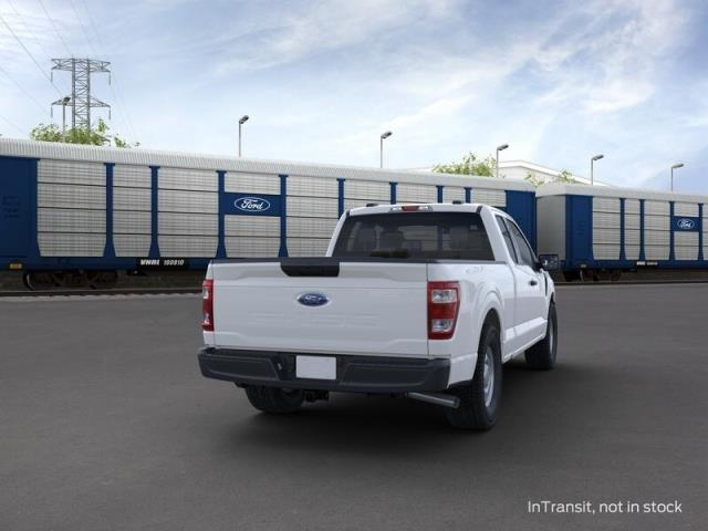 2021 Ford F-150 Super Cab 4x2, Pickup #FM0586 - photo 8