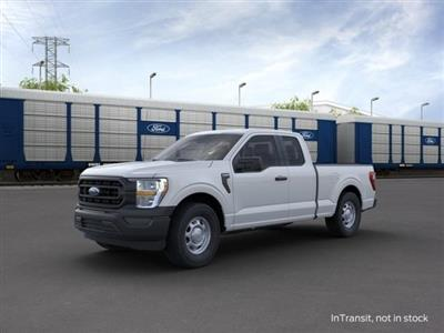 2021 Ford F-150 Super Cab 4x2, Pickup #FM0586 - photo 1