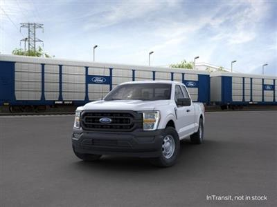 2021 Ford F-150 Super Cab 4x2, Pickup #FM0586 - photo 3
