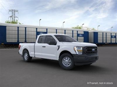 2021 Ford F-150 Super Cab 4x2, Pickup #FM0586 - photo 7