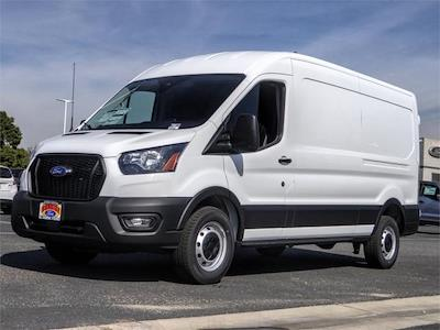2021 Ford Transit 250 Medium Roof 4x2, Empty Cargo Van #FM0615 - photo 1