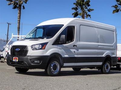 2021 Ford Transit 250 Medium Roof 4x2, Empty Cargo Van #FM0616 - photo 1