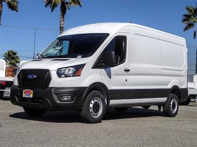 2021 Ford Transit 250 Medium Roof 4x2, Empty Cargo Van #FM0617 - photo 1