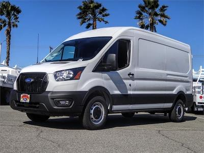2021 Ford Transit 250 Medium Roof 4x2, Empty Cargo Van #FM0619 - photo 1