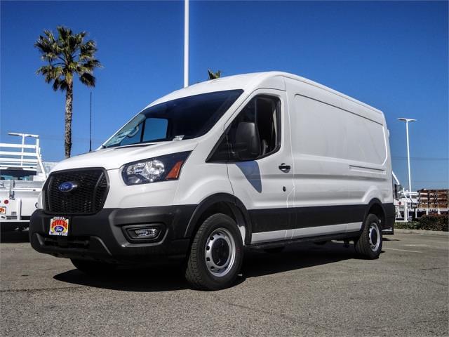 2021 Ford Transit 250 Medium Roof 4x2, Empty Cargo Van #FM0621 - photo 1