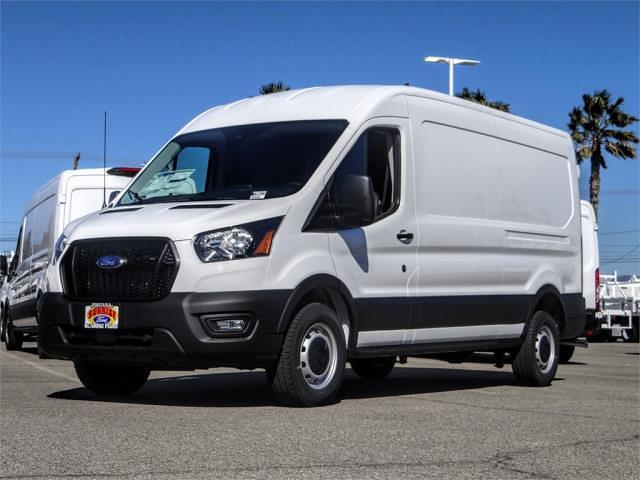 2021 Ford Transit 250 Medium Roof 4x2, Empty Cargo Van #FM0623 - photo 1