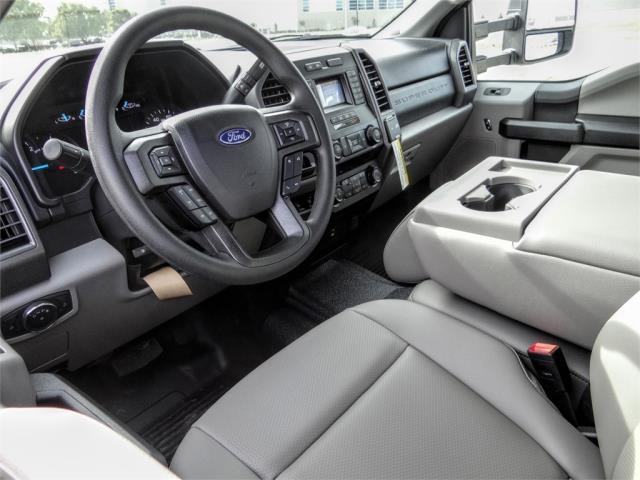 2021 Ford F-450 Crew Cab DRW 4x2, Scelzi Signature Service Body #FM0630 - photo 8