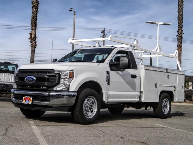 2021 Ford F-350 Regular Cab 4x2, Scelzi Signature Service Body #FM0631 - photo 1