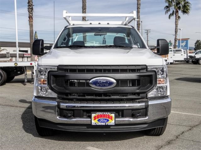 2021 Ford F-350 Regular Cab 4x2, Scelzi Signature Service Body #FM0631 - photo 7