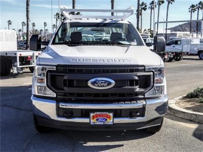 2021 Ford F-350 Regular Cab 4x2, Scelzi Signature Service Body #FM0632 - photo 7