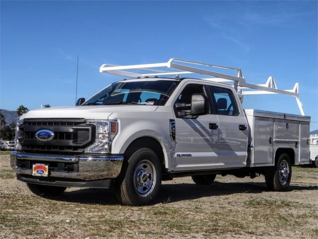 2021 Ford F-350 Crew Cab 4x2, Scelzi Signature Service Body #FM0633 - photo 1