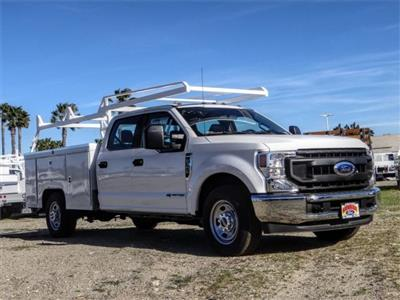 2021 Ford F-350 Crew Cab 4x2, Scelzi Signature Service Body #FM0633 - photo 6