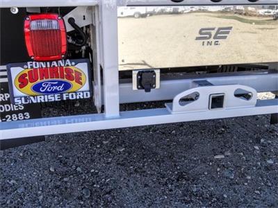 2021 Ford F-450 Crew Cab DRW 4x2, Scelzi CTFB Contractor Body #FM0636 - photo 12