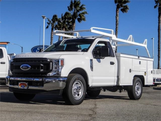 2021 Ford F-350 Regular Cab 4x2, Scelzi Signature Service Body #FM0637 - photo 1