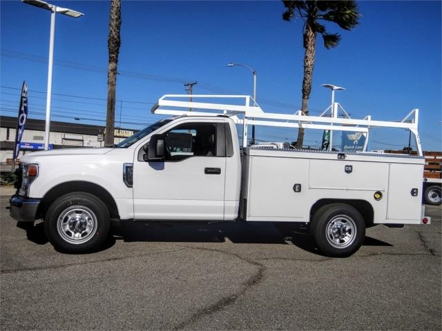 2021 Ford F-350 Regular Cab 4x2, Scelzi Signature Service Body #FM0637 - photo 3