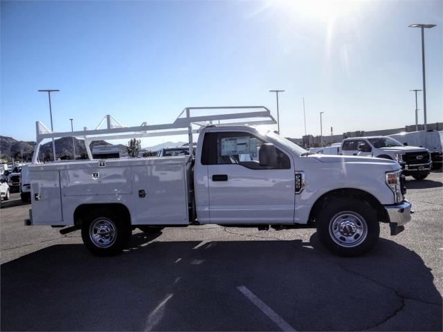 2021 Ford F-350 Regular Cab 4x2, Scelzi Signature Service Body #FM0637 - photo 5