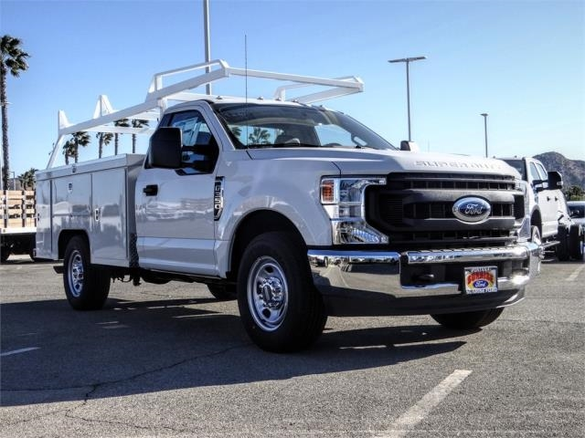 2021 Ford F-350 Regular Cab 4x2, Scelzi Signature Service Body #FM0637 - photo 6