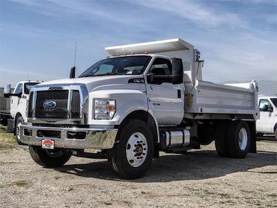 2021 Ford F-750 Regular Cab DRW 4x2, Scelzi Dump Body #FM0661 - photo 1