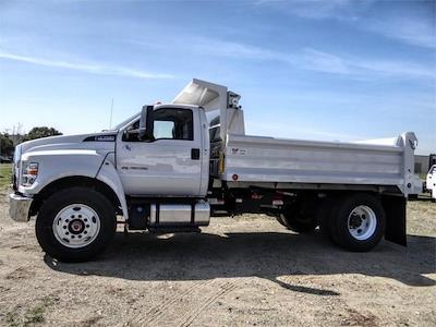 2021 Ford F-750 Regular Cab DRW 4x2, Scelzi Dump Body #FM0661 - photo 3