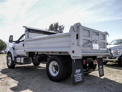 2021 Ford F-750 Regular Cab DRW 4x2, Scelzi Dump Body #FM0661 - photo 2