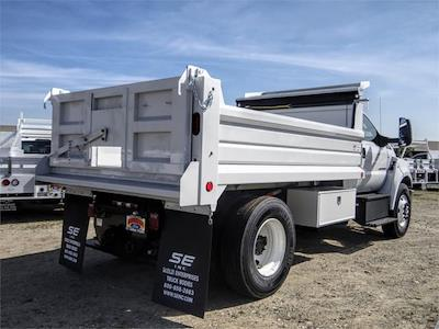 2021 Ford F-750 Regular Cab DRW 4x2, Scelzi Dump Body #FM0661 - photo 4