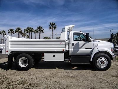 2021 Ford F-750 Regular Cab DRW 4x2, Scelzi Dump Body #FM0661 - photo 5