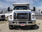 2021 Ford F-750 Regular Cab DRW 4x2, Scelzi Dump Body #FM0661 - photo 7