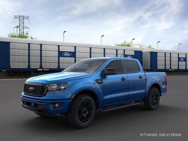 2021 Ford Ranger SuperCrew Cab 4x2, Pickup #FM0690 - photo 1