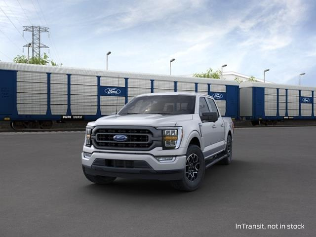 2021 Ford F-150 SuperCrew Cab 4x2, Pickup #FM0704 - photo 3