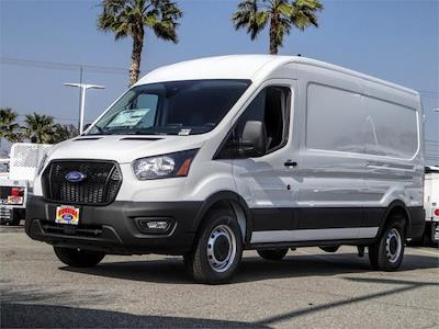 2021 Ford Transit 250 Medium Roof 4x2, Empty Cargo Van #FM0706 - photo 1