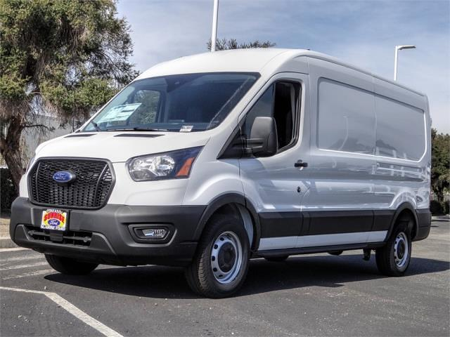 2021 Ford Transit 250 Medium Roof 4x2, Empty Cargo Van #FM0709 - photo 1