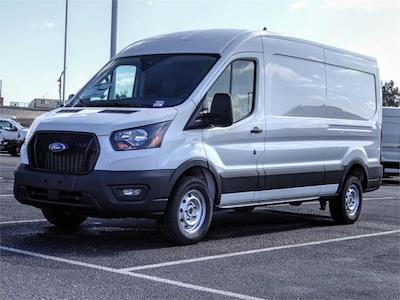 2021 Ford Transit 250 Medium Roof 4x2, Empty Cargo Van #FM0710 - photo 1