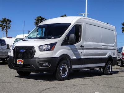 2021 Ford Transit 250 Medium Roof 4x2, Empty Cargo Van #FM0713 - photo 1